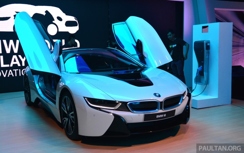 BMW i8 launched in Malaysia – priced at RM1,188,800 Image #328720