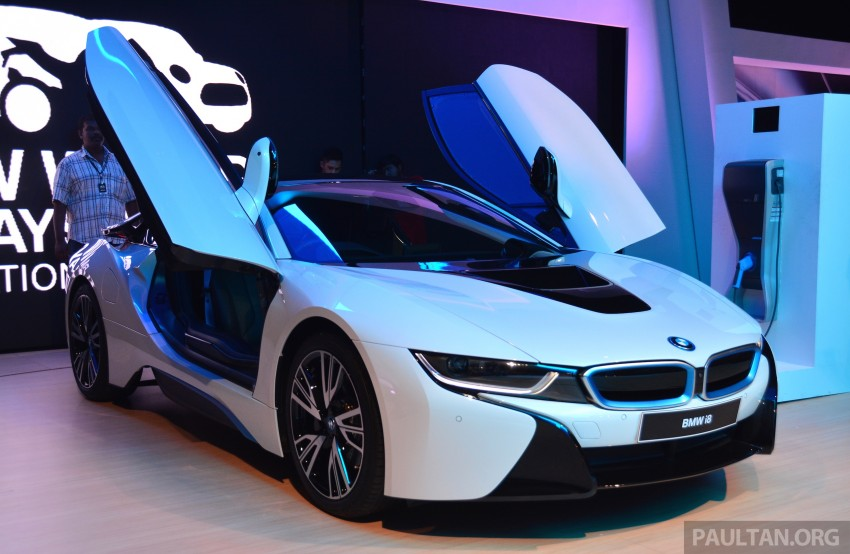 BMW i8 launched in Malaysia – priced at RM1,188,800 Image #328722