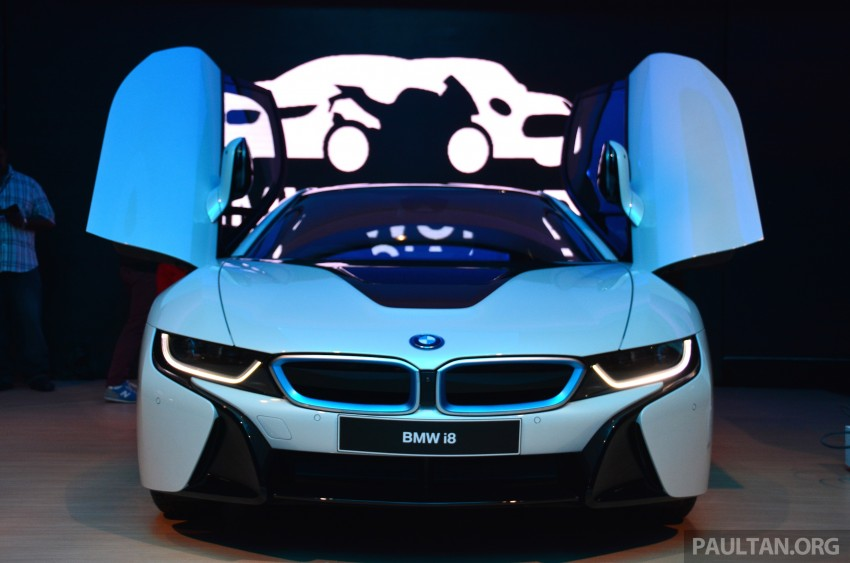 BMW i8 launched in Malaysia – priced at RM1,188,800 Image #328728