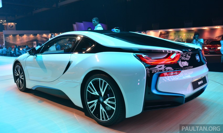 BMW i8 launched in Malaysia – priced at RM1,188,800 Image #328731