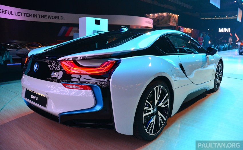 BMW i8 launched in Malaysia – priced at RM1,188,800 Image #328733
