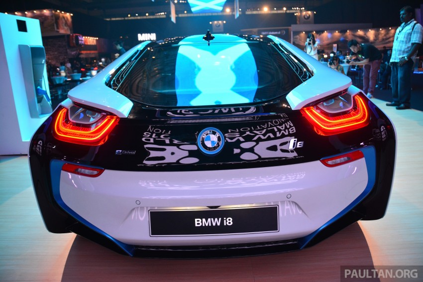 BMW i8 launched in Malaysia – priced at RM1,188,800 Image #328738