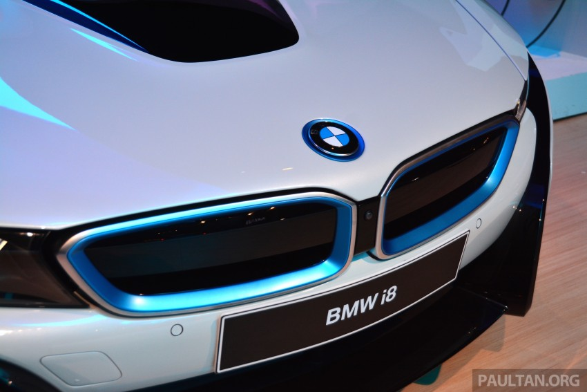 BMW i8 launched in Malaysia – priced at RM1,188,800 Image #328745