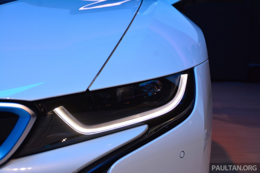 BMW i8 launched in Malaysia – priced at RM1,188,800 Image #328750