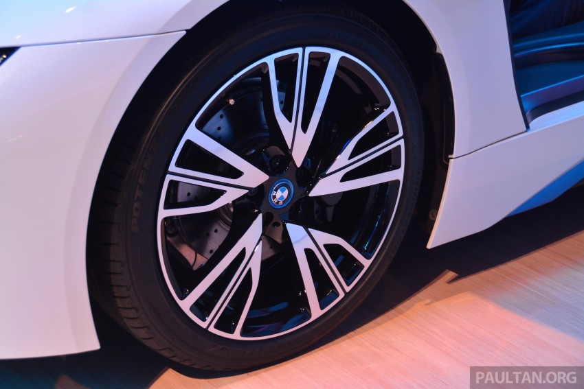 BMW i8 launched in Malaysia – priced at RM1,188,800 Image #328753