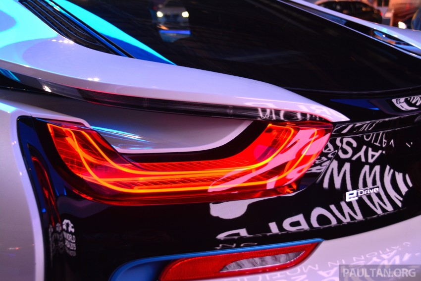 BMW i8 launched in Malaysia – priced at RM1,188,800 Image #328768