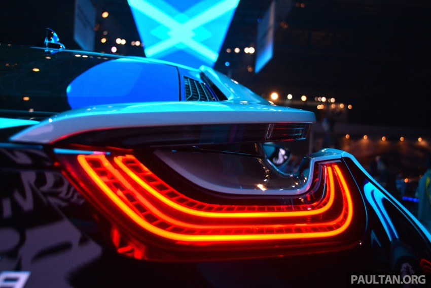 BMW i8 launched in Malaysia – priced at RM1,188,800 Image #328783