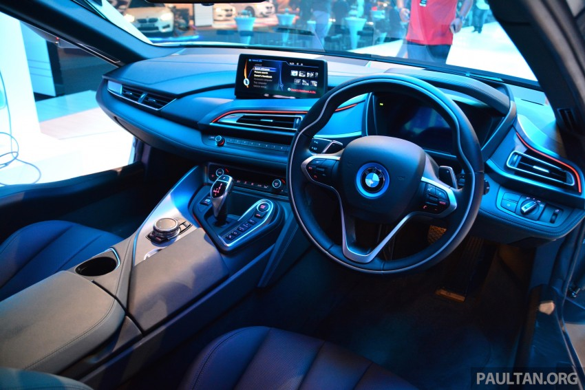 BMW i8 launched in Malaysia – priced at RM1,188,800 Image #328794