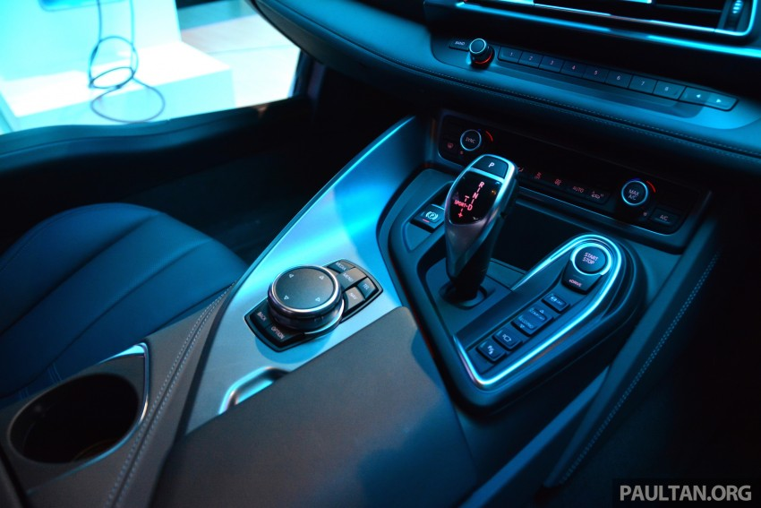 BMW i8 launched in Malaysia – priced at RM1,188,800 Image #328798