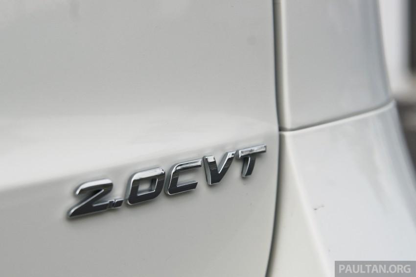 DRIVEN: Chery Maxime 2.0 CVT – Eastar resurrection Image #325948