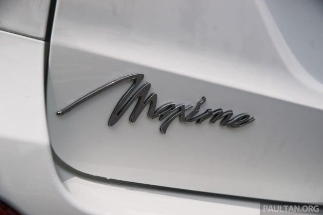Chery Maxime 15