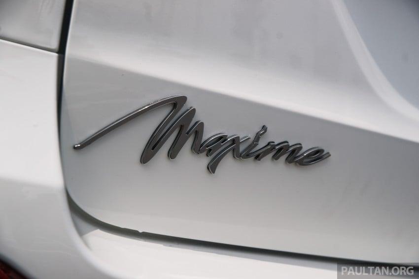DRIVEN: Chery Maxime 2.0 CVT – Eastar resurrection Image #325951