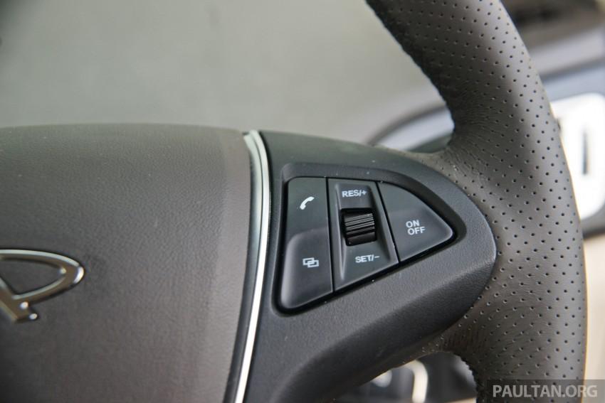 DRIVEN: Chery Maxime 2.0 CVT – Eastar resurrection Image #325969