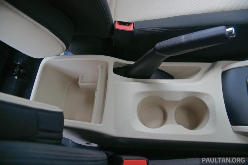 DRIVEN: Chery Maxime 2.0 CVT – Eastar resurrection Image #325973