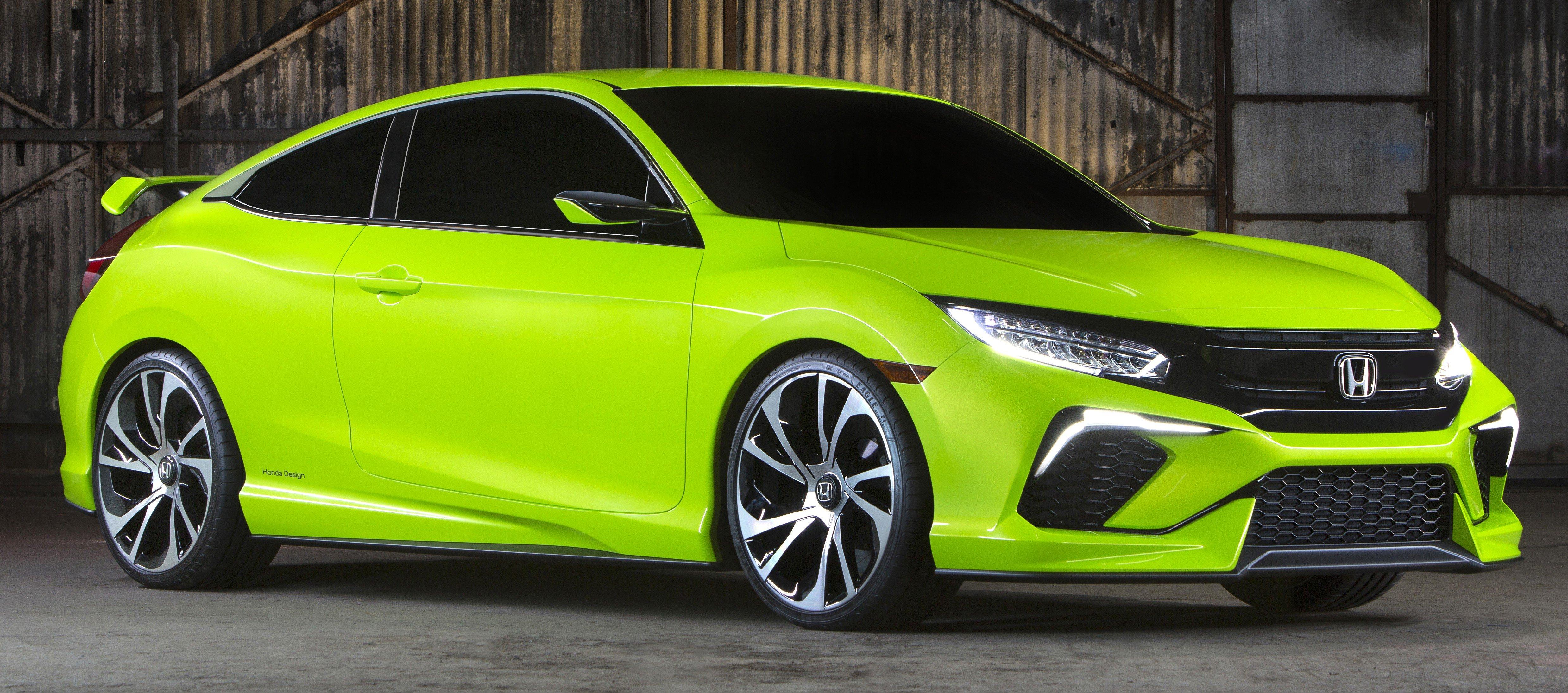 Aussie Home Loan Calculator >> Next-gen Honda Civic set for Australian debut in 2016