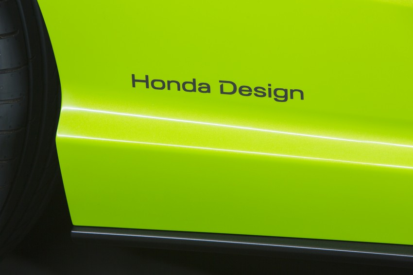 Honda Civic Concept debuts in NYC, previews tenth-gen for ASEAN – Type R hatch confirmed for US Image #323888