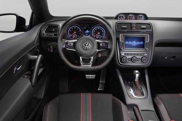 2015 Volkswagen Scirocco Gts Facelift Revealed