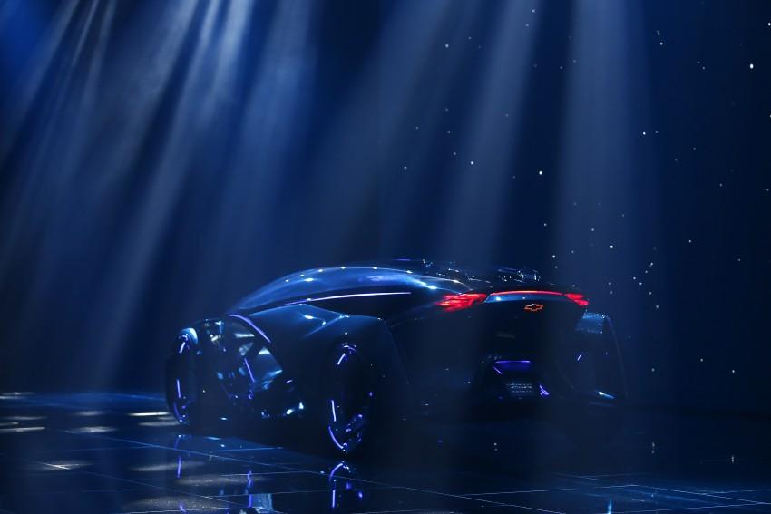 Shanghai 2015: Chevrolet FNR previews a mad future Image #331181