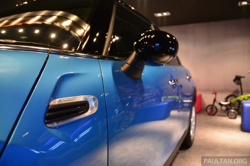 F55 MINI Cooper 5 Door launched in Malaysia, RM189k Image #328999