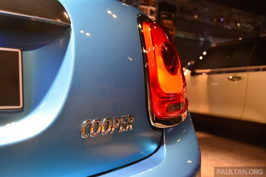 F55 MINI Cooper 5 Door launched in Malaysia, RM189k Image #329001