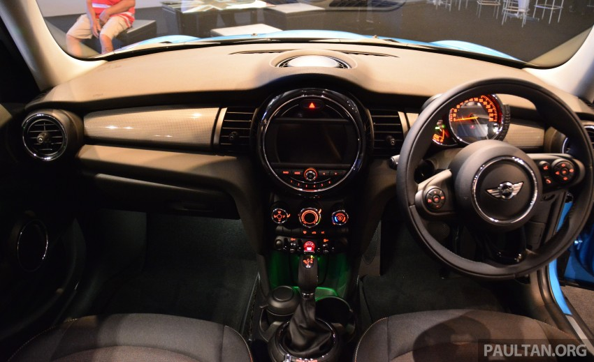 F55 MINI Cooper 5 Door launched in Malaysia, RM189k Image #329003