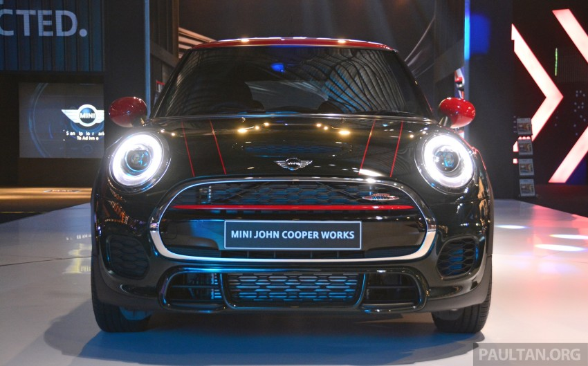 F56 MINI JCW launched in Malaysia – RM288,888 Image #329015
