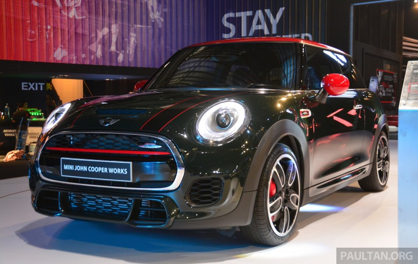 F56 MINI JCW launched in Malaysia – RM288,888 Image #329016