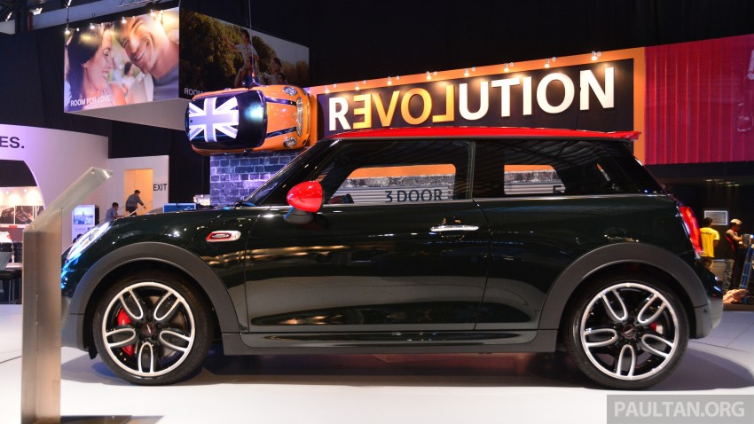 F56 MINI JCW launched in Malaysia – RM288,888 Image #329017