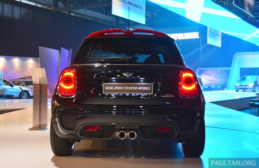 F56 MINI JCW launched in Malaysia – RM288,888 Image #329018