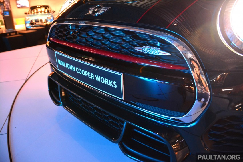 F56 MINI JCW launched in Malaysia – RM288,888 Image #329020
