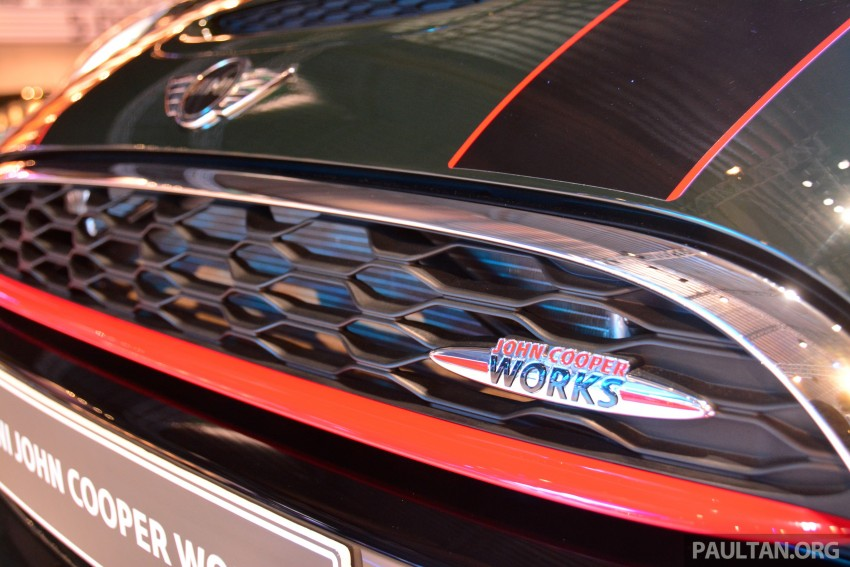 F56 MINI JCW launched in Malaysia – RM288,888 Image #329021