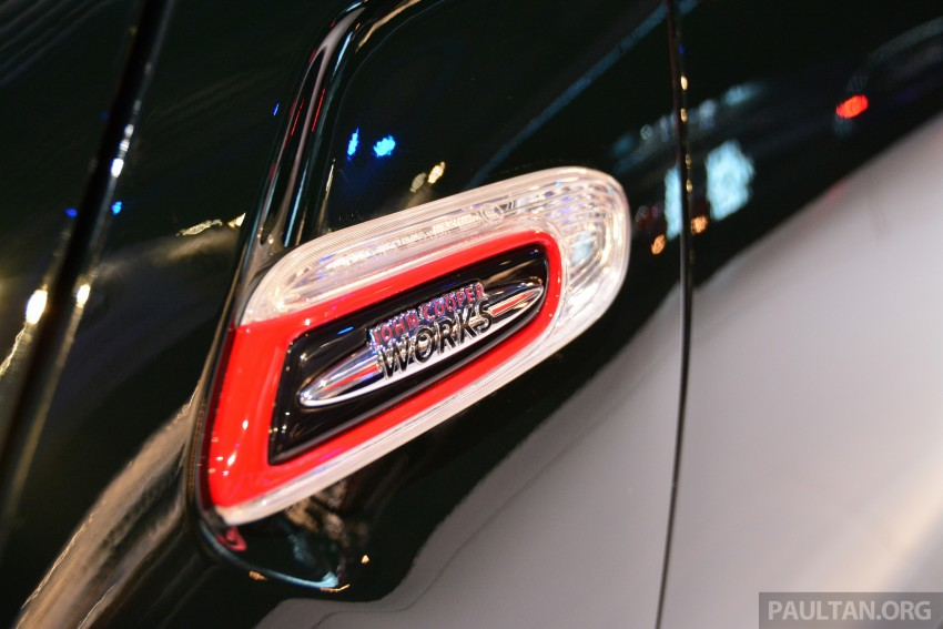 F56 MINI JCW launched in Malaysia – RM288,888 Image #329023