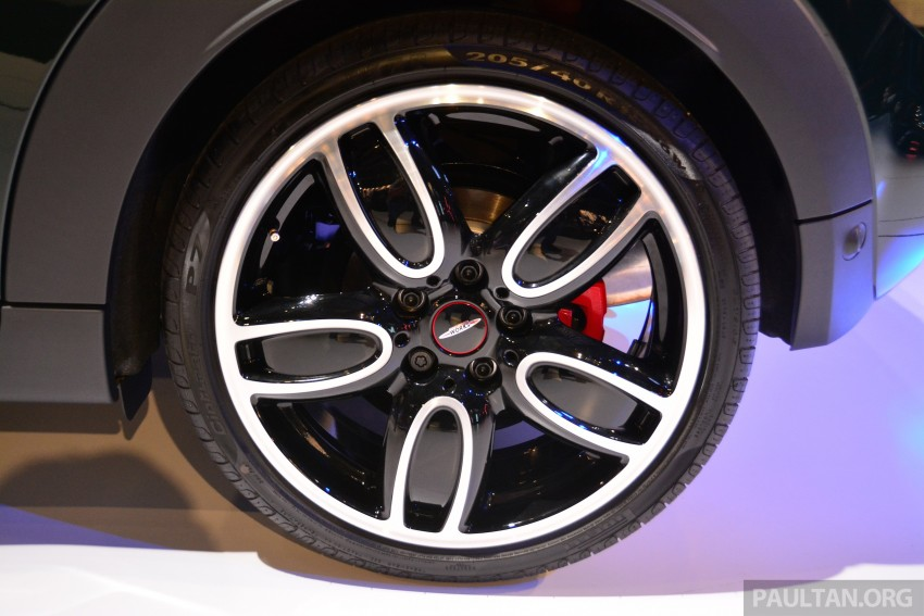 F56 MINI JCW launched in Malaysia – RM288,888 Image #329025