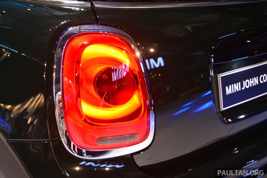 F56 MINI JCW launched in Malaysia – RM288,888 Image #329026