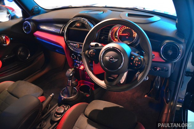 F56 Mini Jcw Launched In Malaysia Rm288 888