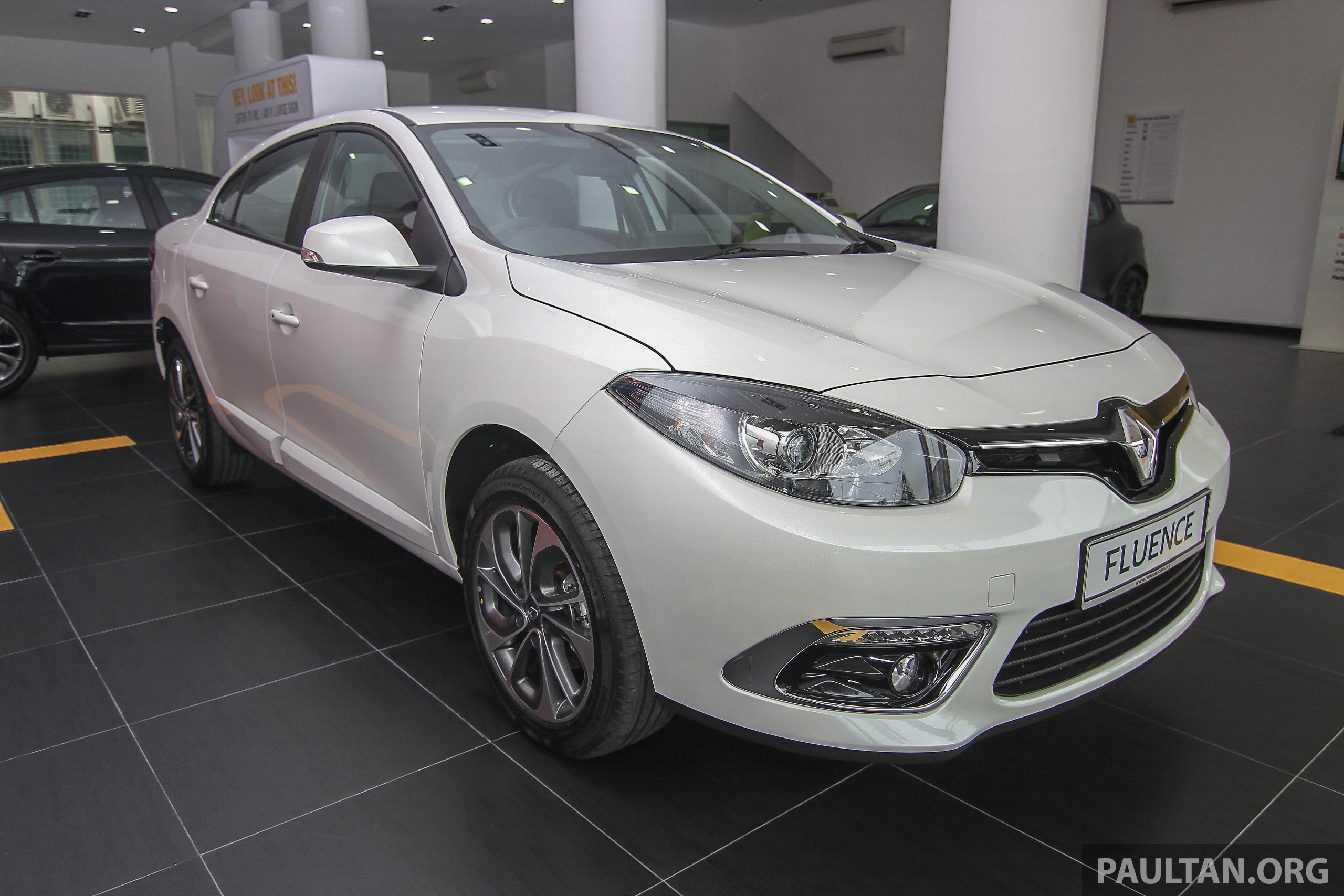 Renault Fluence Facelift Launched In Malaysia From Rm109k