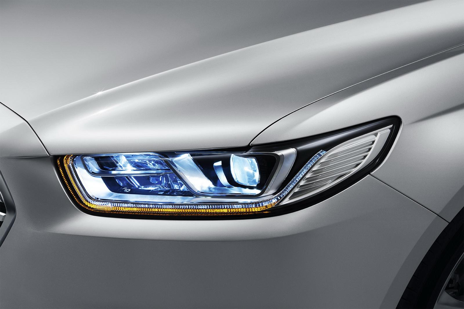 Shanghai 2015 2016 Ford Taurus For China Unveiled Paul