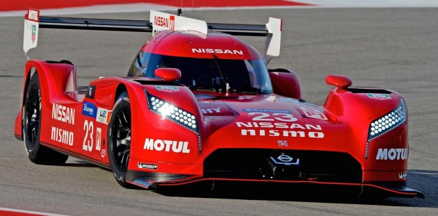 GT-R LM NISMO 02