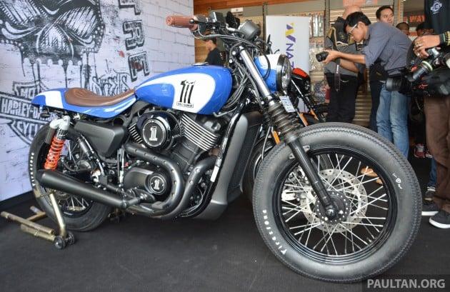 Harley-Davidson Street 750 KL 1