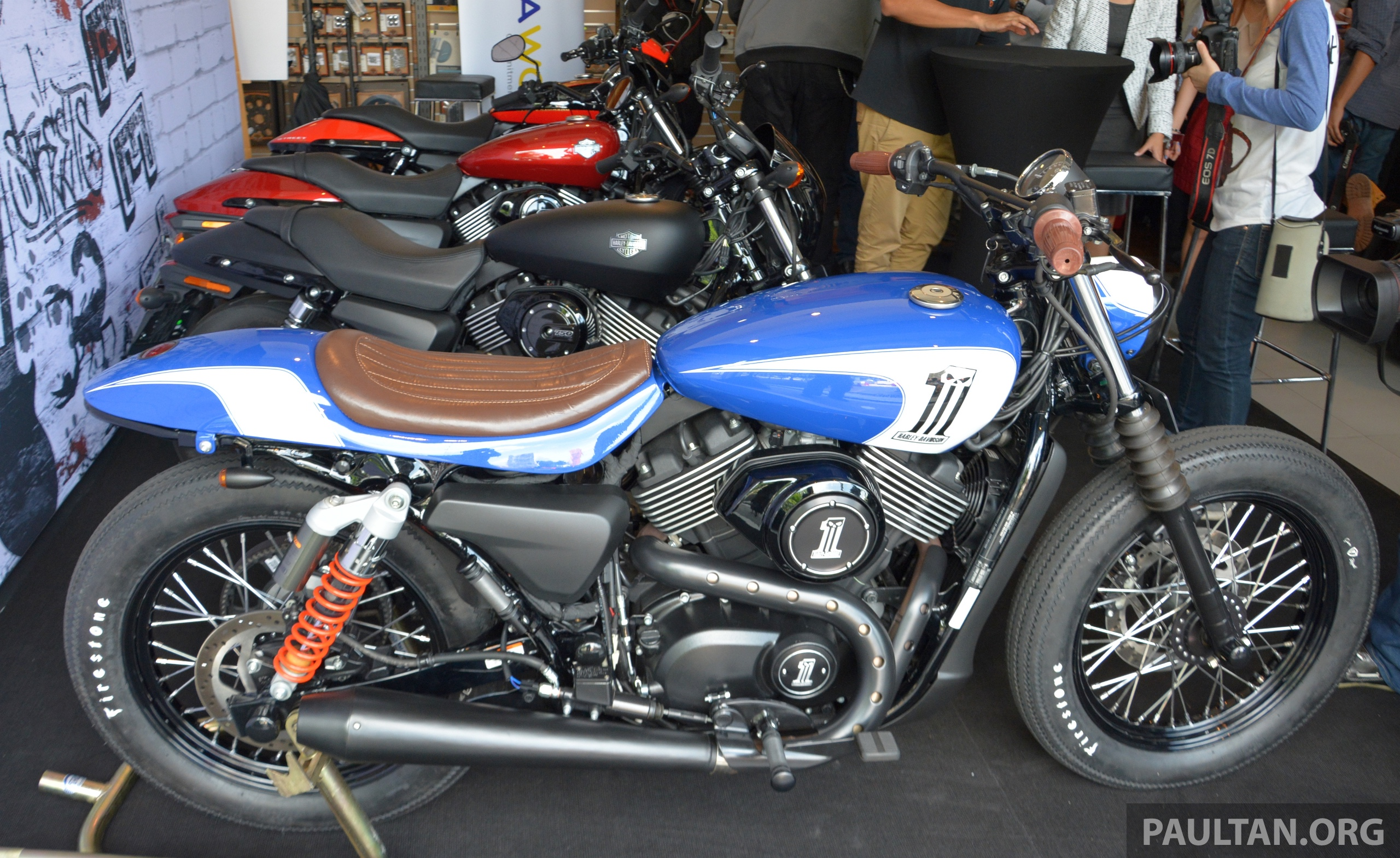 Harley Davidson Street 750 Launched Rm62 888 Image 328218