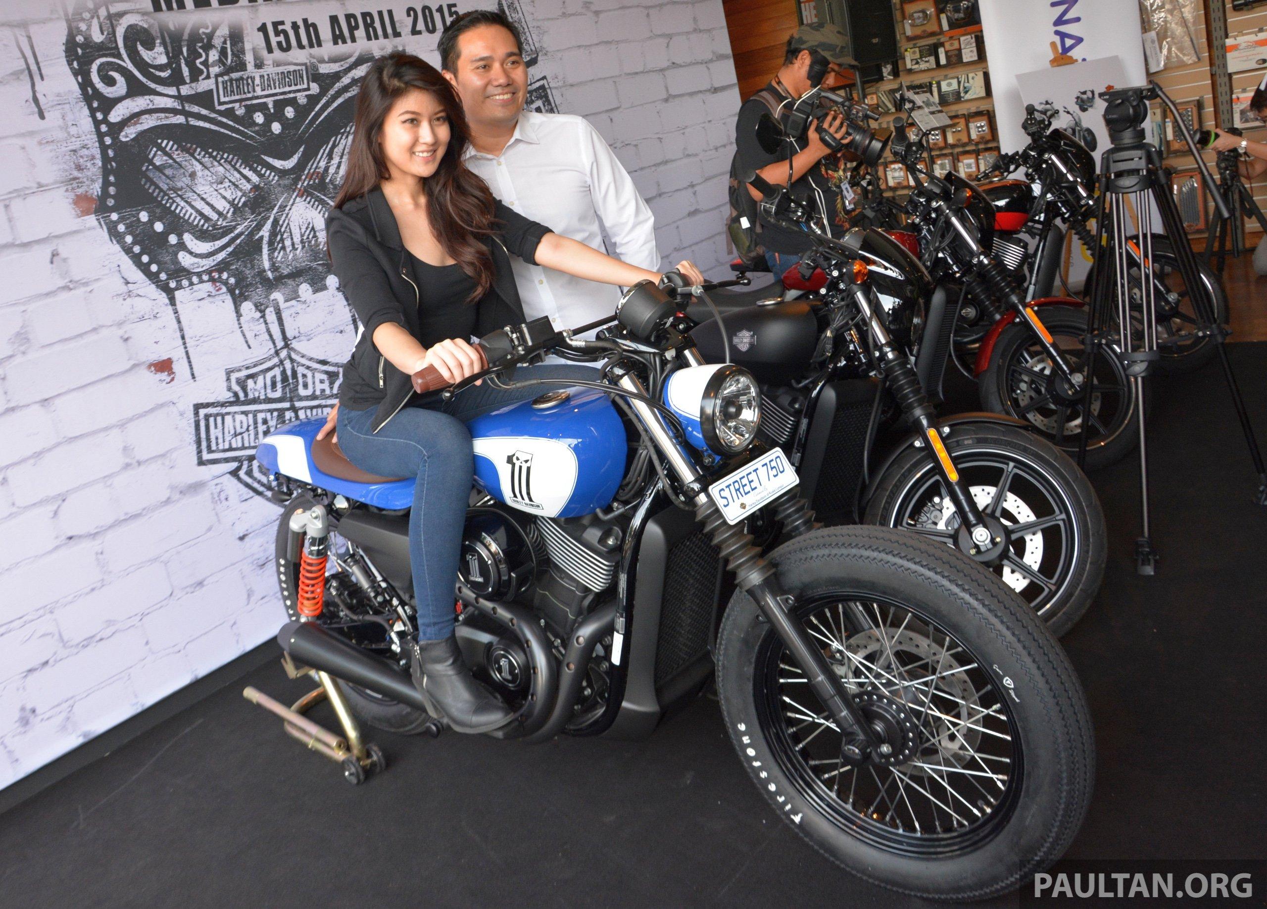 Harley Davidson Models List