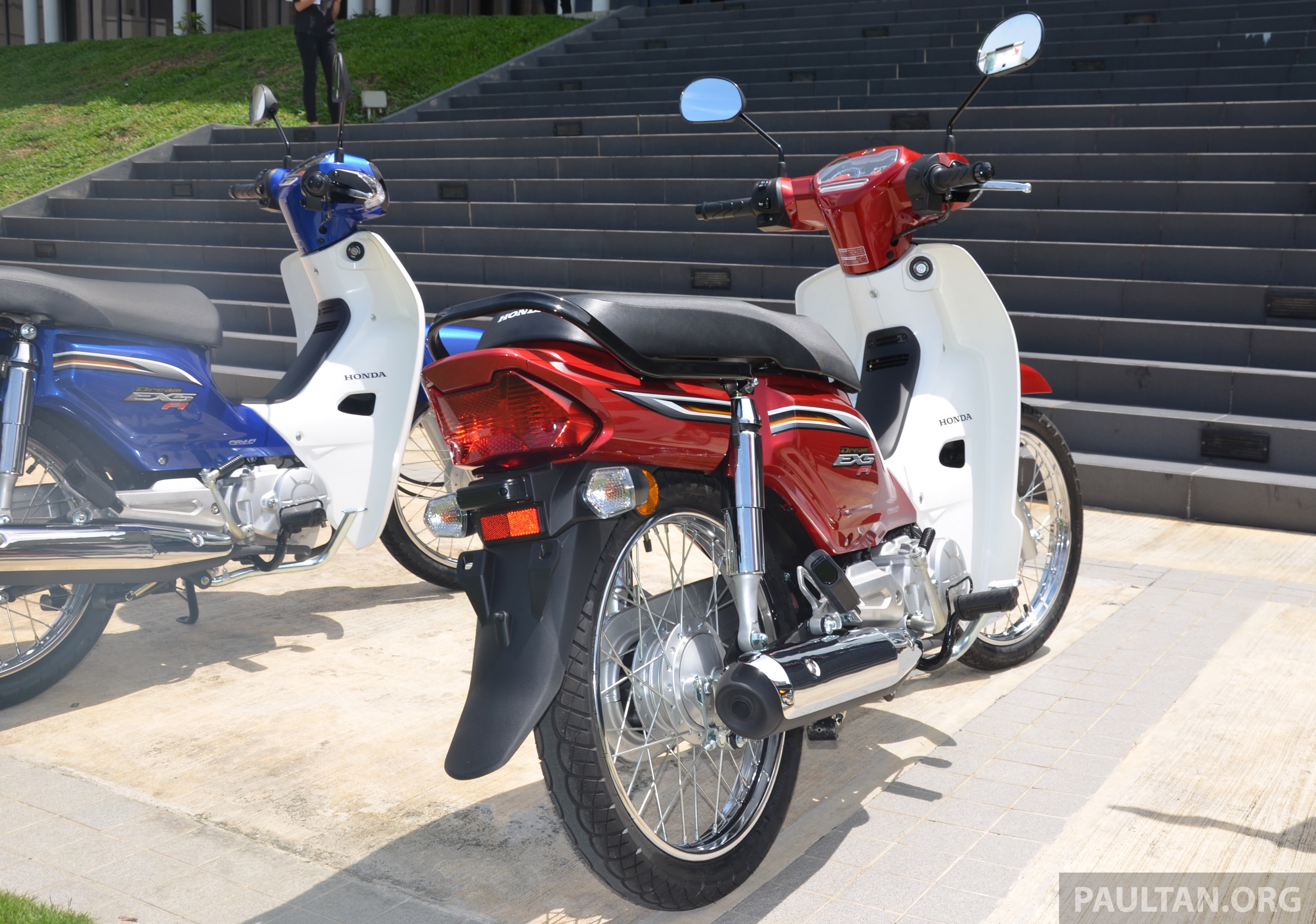 Honda EX5 Dream FI launched in Malaysia – RM4,299 Image 333809