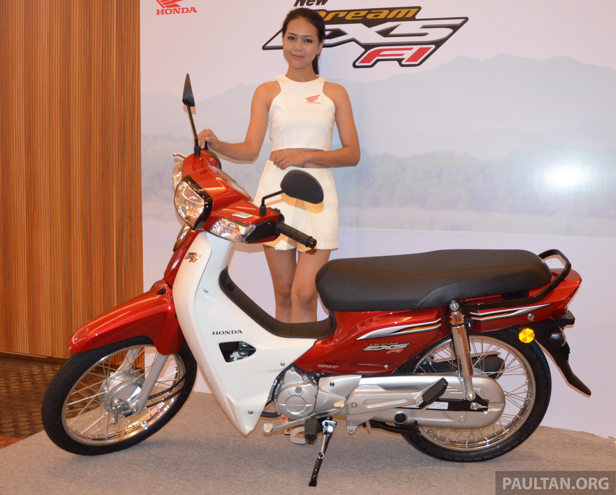 Back to Story: Honda EX5 Dream FI launched in Malaysia – RM4,299