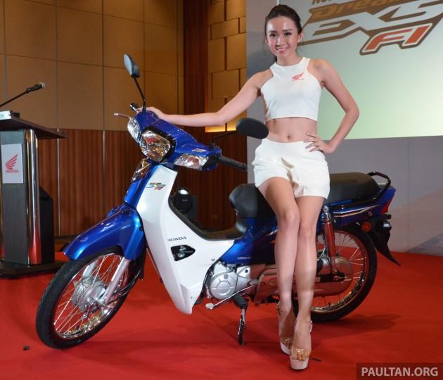 Honda EX-5 4