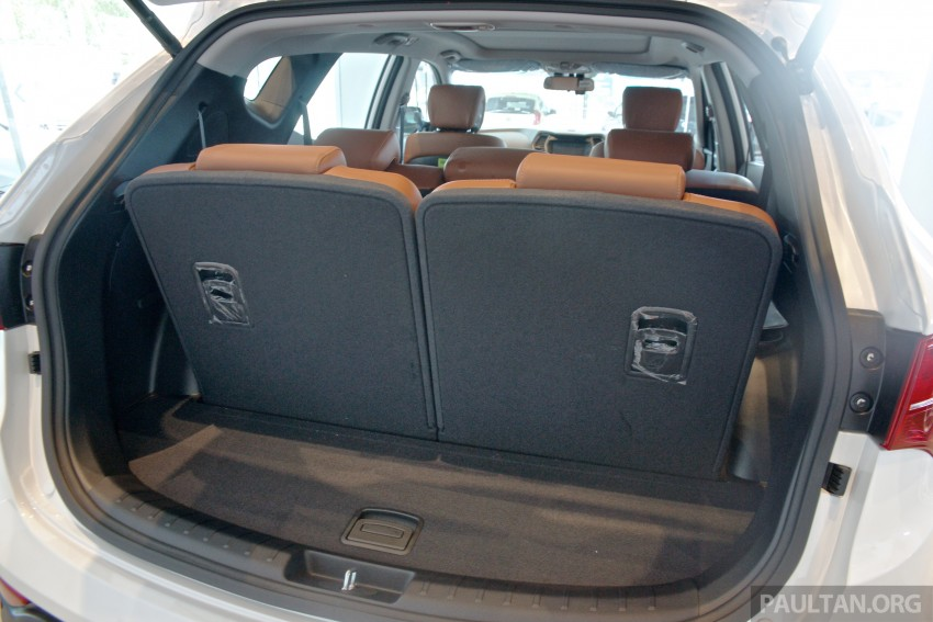 Hyundai Santa Fe Premium – 6 airbags, RM179k-191k Image #329705