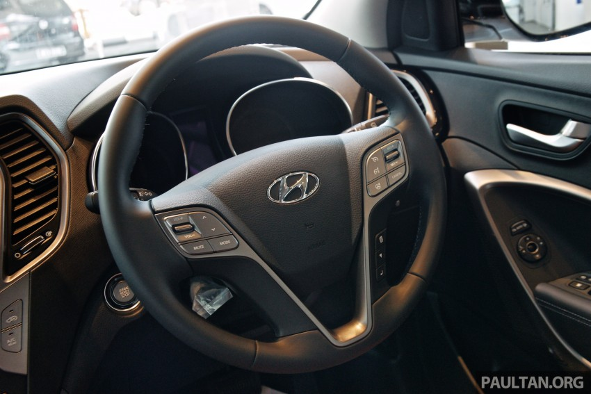 Hyundai Santa Fe Premium – 6 airbags, RM179k-191k Image #329710