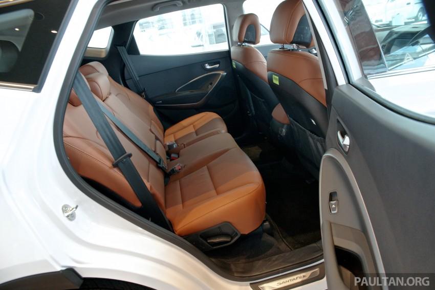 Hyundai Santa Fe Premium – 6 airbags, RM179k-191k Image #329721