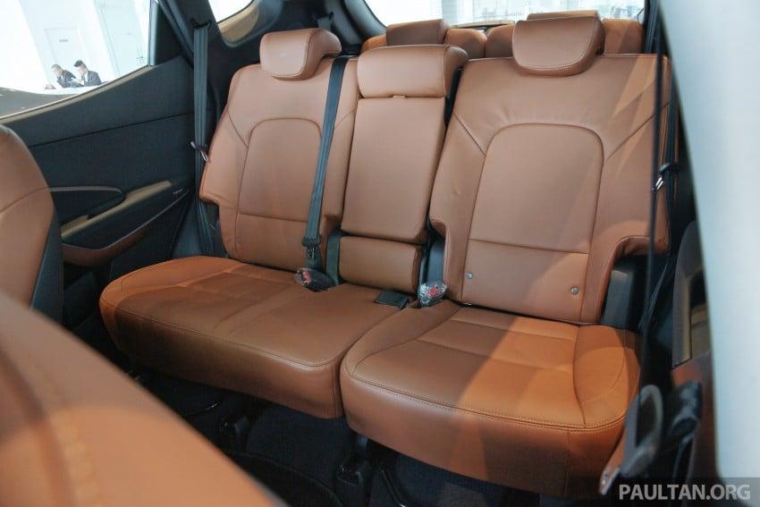 Hyundai Santa Fe Premium – 6 airbags, RM179k-191k Image #329722