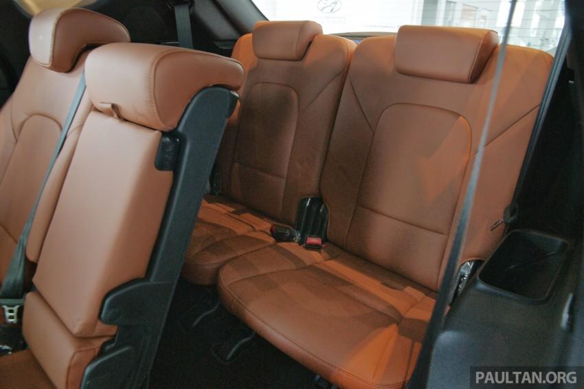 Hyundai Santa Fe Premium – 6 airbags, RM179k-191k Image #329723