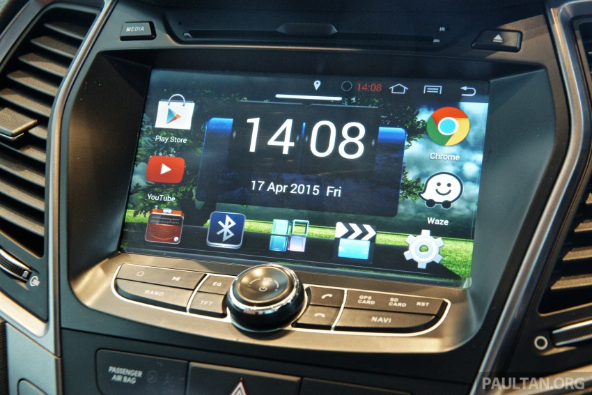 Hyundai Santa Fe Premium – 6 airbags, RM179k-191k Image #329726